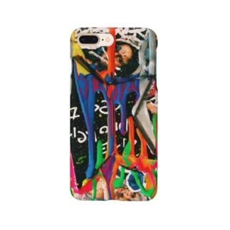 澤田の頭の中シリーズ@宇宙 Smartphone cases