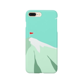 山はいいね Smartphone cases