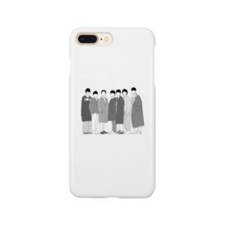 みんなくん Smartphone cases