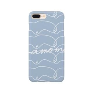 カモメ Smartphone cases