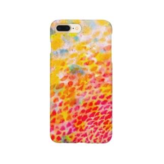 ひるぼたん Smartphone cases