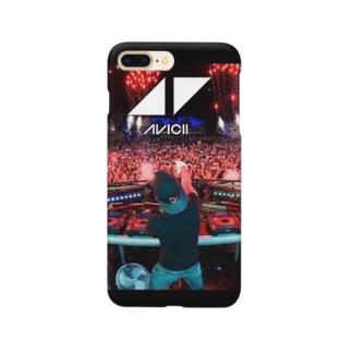 Avicii (Live) Smartphone cases