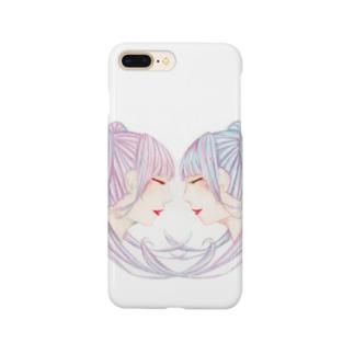 写し少女 Smartphone cases