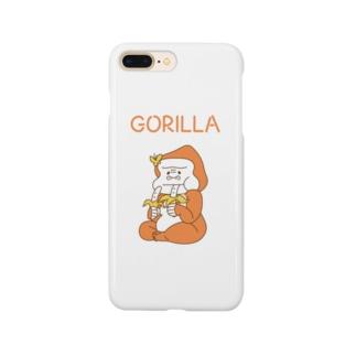【animal】ゴリラ Smartphone Case