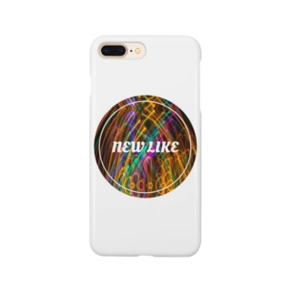 NEW LIKE ロゴ[シュインシュイン] Smartphone cases