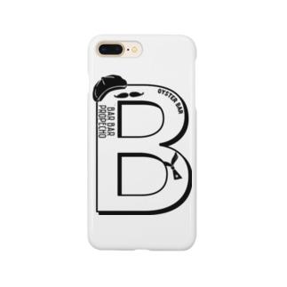 propecho「B」 Smartphone cases