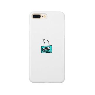 ティシュー Smartphone cases