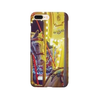 林檎の溜息の真夜中遊園地 Smartphone cases