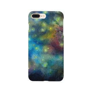 ムラナギ/夜空の星 Smartphone cases