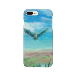 ムラナギ/鳥の記憶 Smartphone cases