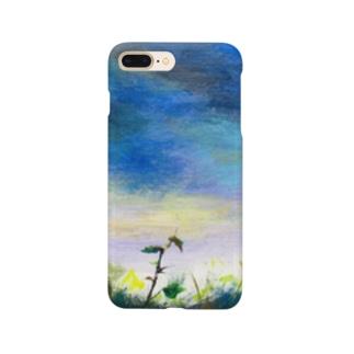 ムラナギ/夜明け Smartphone cases