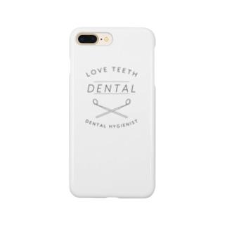 歯科衛生士のケース Smartphone cases