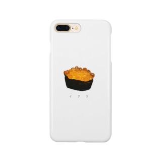 いくらのおすし_0225 Smartphone cases