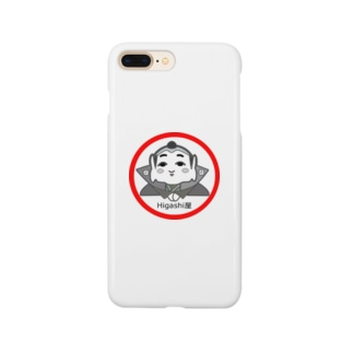 ちまっと福助さん Smartphone cases