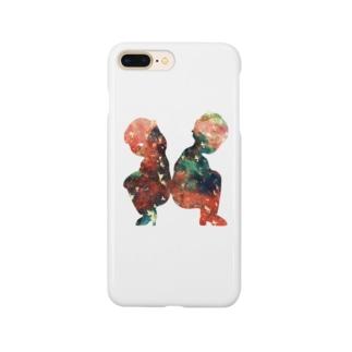 ゆえんみ Smartphone cases