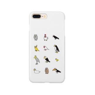 CHUNバーズ Smartphone cases