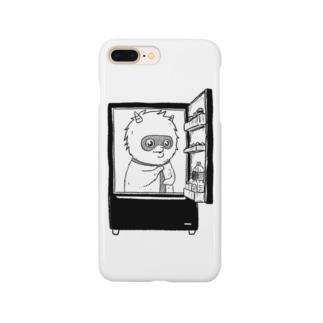 出発モグァンプ~家電エンブレム~ Smartphone cases