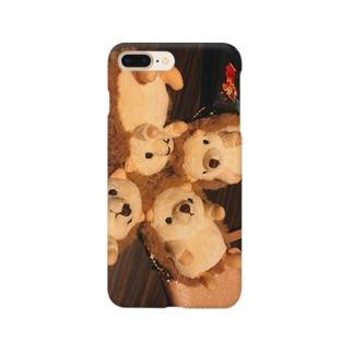 ハリコの頭突き Smartphone cases