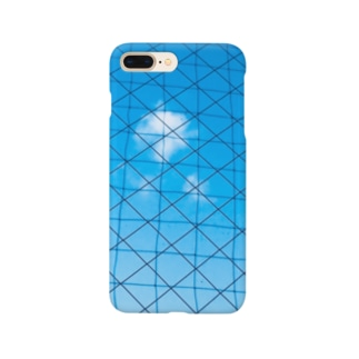 空模様 Smartphone cases