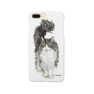 ノルウエージャンのフクちゃん Smartphone cases