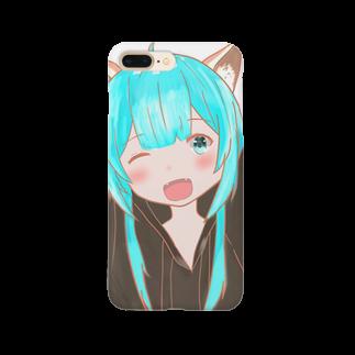 ✨猫月ゆっきー✨@nana民の✨猫月ゆっき〜✨作品1 Smartphone cases