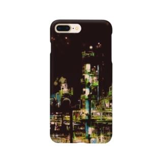 工場moe!(火花) Smartphone cases