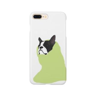 くるまるぴの Smartphone cases