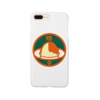 パ紋No.3235 涼 Smartphone cases