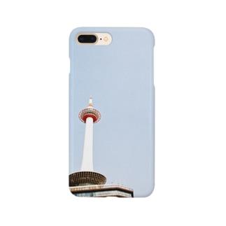 京都カラスマ大学のSunny Day KYOTO  Smartphone cases