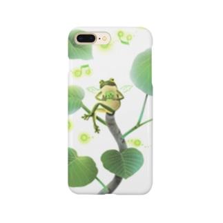 ちっちゃいハート Smartphone cases
