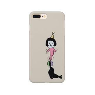 プルプルちゃん Smartphone cases