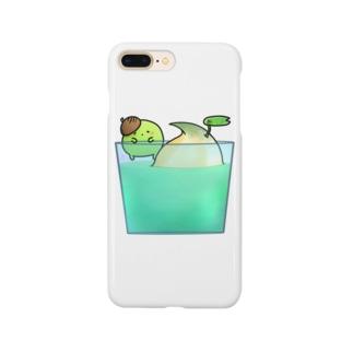 ましまろカクテル-カマクラころぽっくる- Smartphone cases