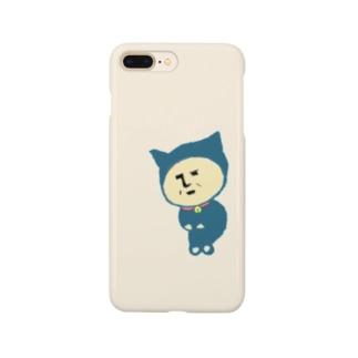 にゃこ Smartphone cases