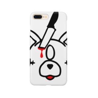 エキセントリッククアニマル トラ Smartphone cases