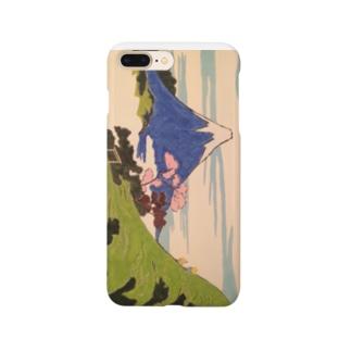 神道の光の中の浮世絵の精神:Spirit of Ukiyo-e in the Light of Shinto Smartphone cases