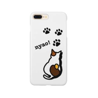 ミケネコさん Smartphone cases