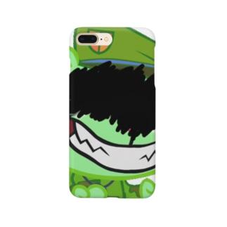 ザコ Smartphone cases