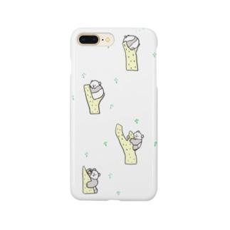 やわらかパンダ Smartphone cases