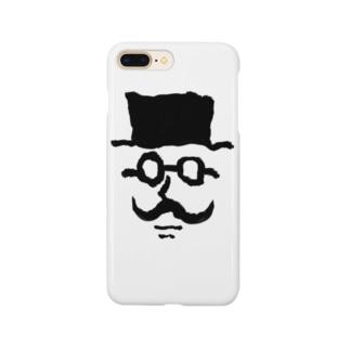 ヒゲオヤジ Smartphone cases