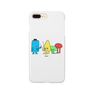 カタチ3 Smartphone cases