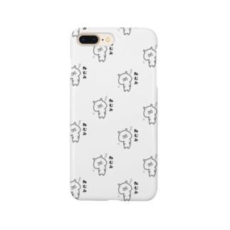ねむみ Smartphone cases