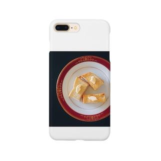 朝ごはんのパン Smartphone cases