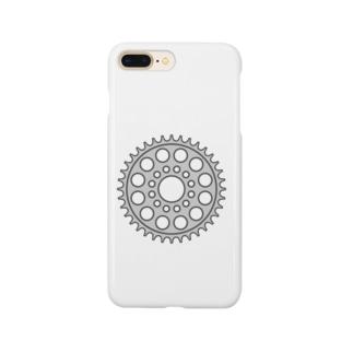 スプロケット Smartphone cases