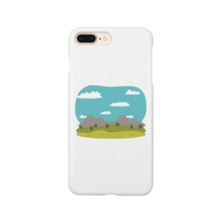 LandscapeMountain Smartphone cases
