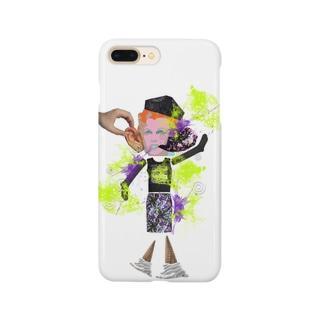 澤田の頭の中シリーズ@人 Smartphone cases