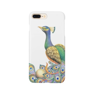 Peacock Smartphone cases