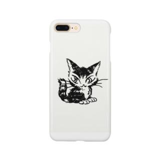 ダヤン風仔猫 Smartphone cases