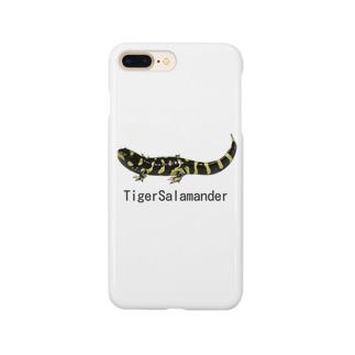タイガーサラマンダー Smartphone cases