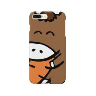 うま! Smartphone cases