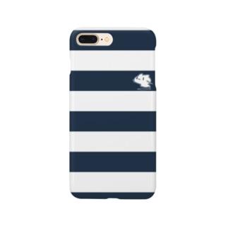どどねこ-シマシマ- Smartphone cases